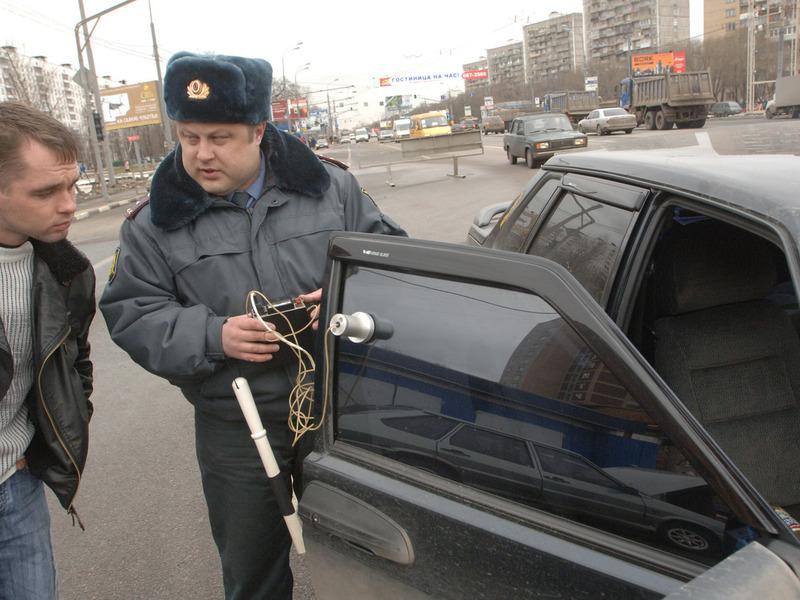 В Госдуме решили увеличить в три раза штраф за тонировку машин